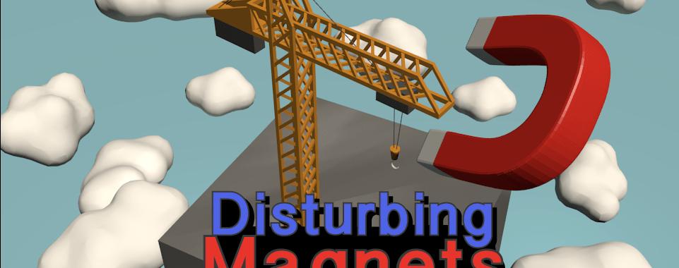 Logo Disturbing Magnets