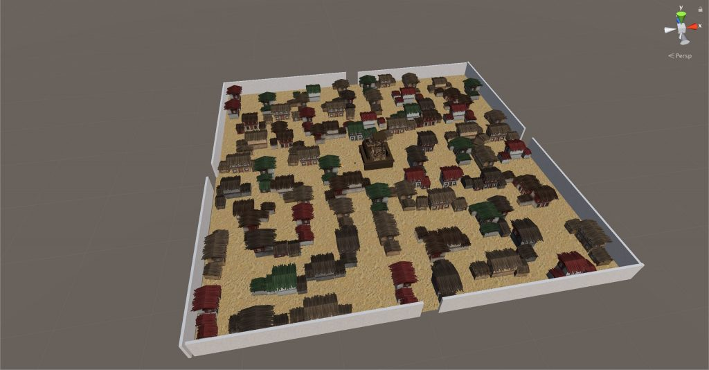 Battle of Iga village map